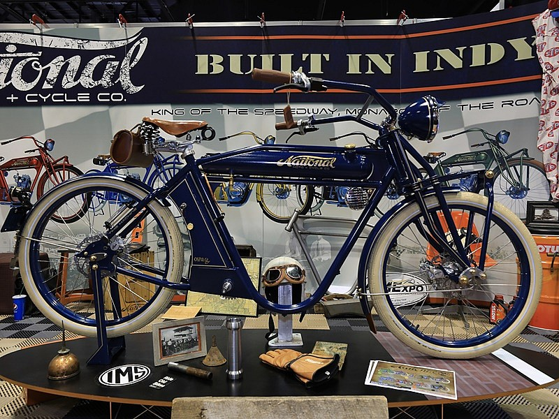 National Moto + Cycle Co. 2017 Time Machine lateral