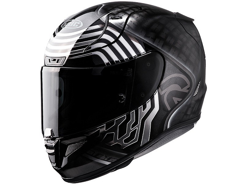 HJC RPHA11 Kylo Ren lateral