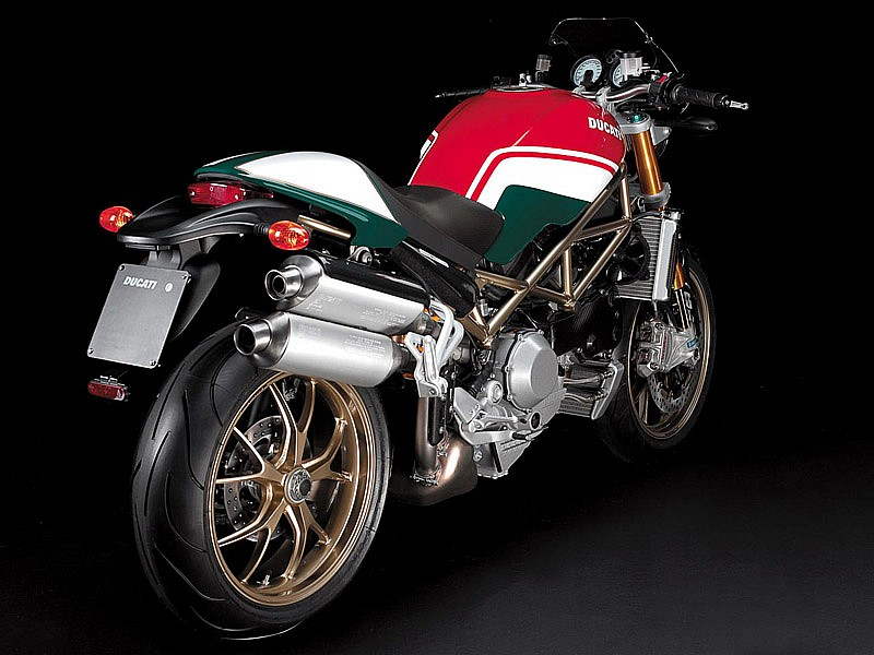 Ducati Monster S4RS Tricolore (2008)