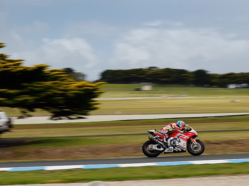 Test Phillip Island