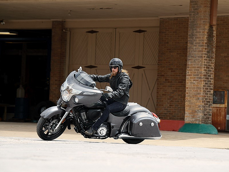 Indian Chieftain 2018