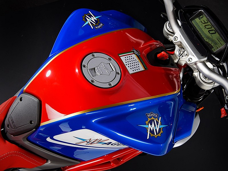 MV Agusta Brutale 800 America Special Edition