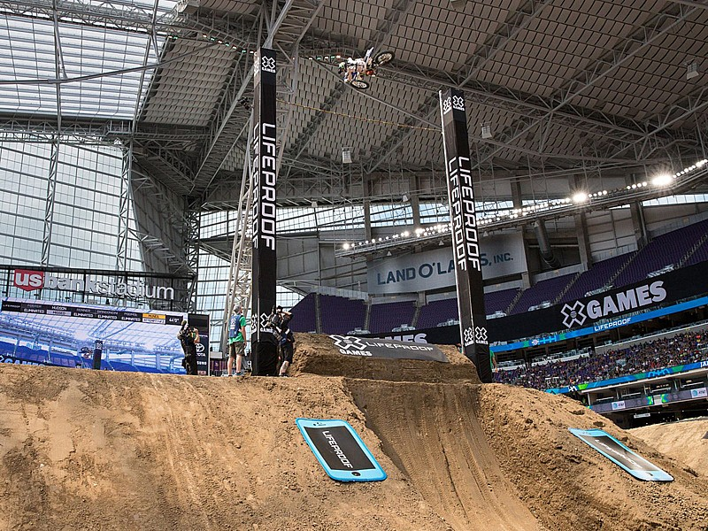 X Games Step Up