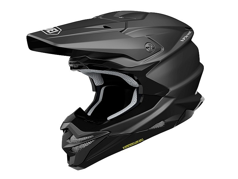 Shoei VFX-WR - negro mate