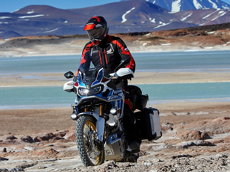 Honda Africa Twin Adventure Sport 2018