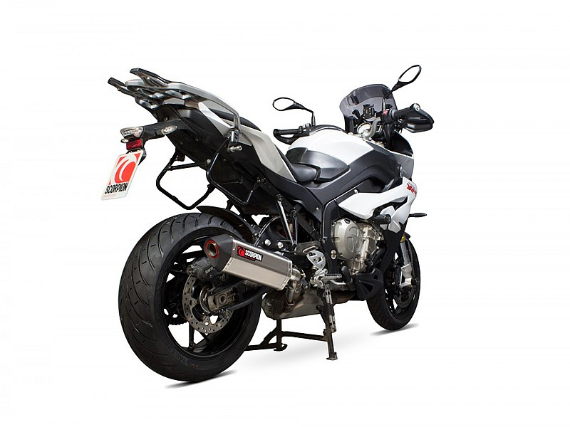 Nuevo escape Scorpion Exhausts para BMW S1000XR