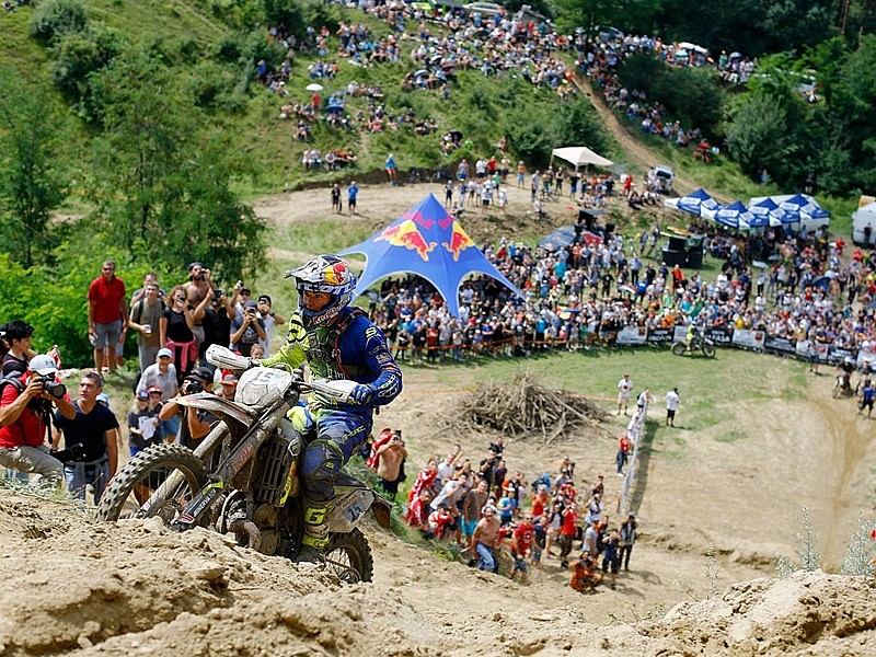 Wade Young - Red Bull Romaniacs 2018
