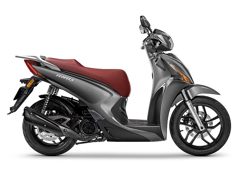 KYMCO People S 2018 - lateral