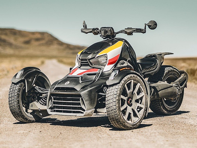 CAN-AM Ryker Rallye