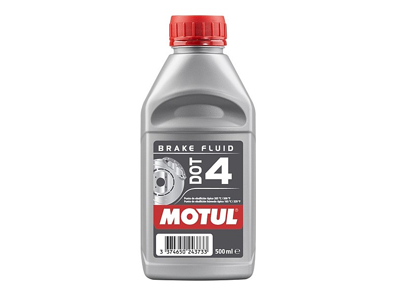 Motul Brake Fluid DOT4
