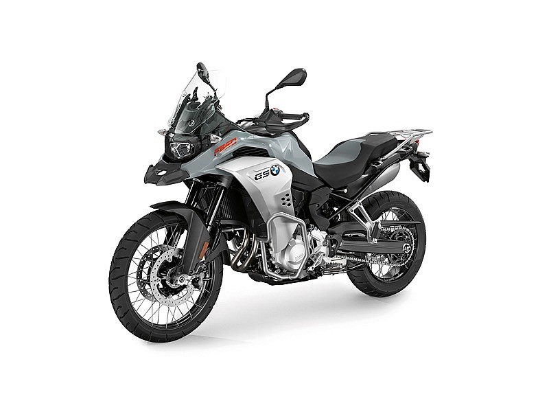 BMW F850GS Adventure - frontal