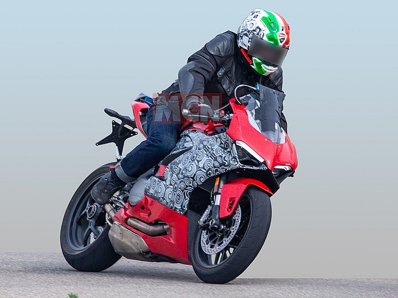 Ducati 959 Panigale 2020 - frontal