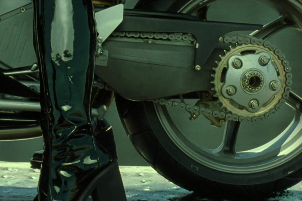 Ducati 996 The Matrix Reloaded (2003)