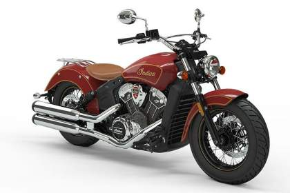 Indian Scout 100th Anniversary Edition 2020 (16.590€)