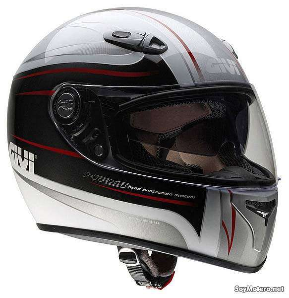 Casco Givi 40.1 - Base en blanco