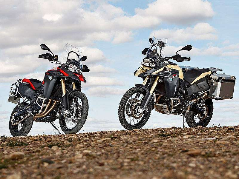 BMW lanza la nueva BMW F 800 GS Adventure.