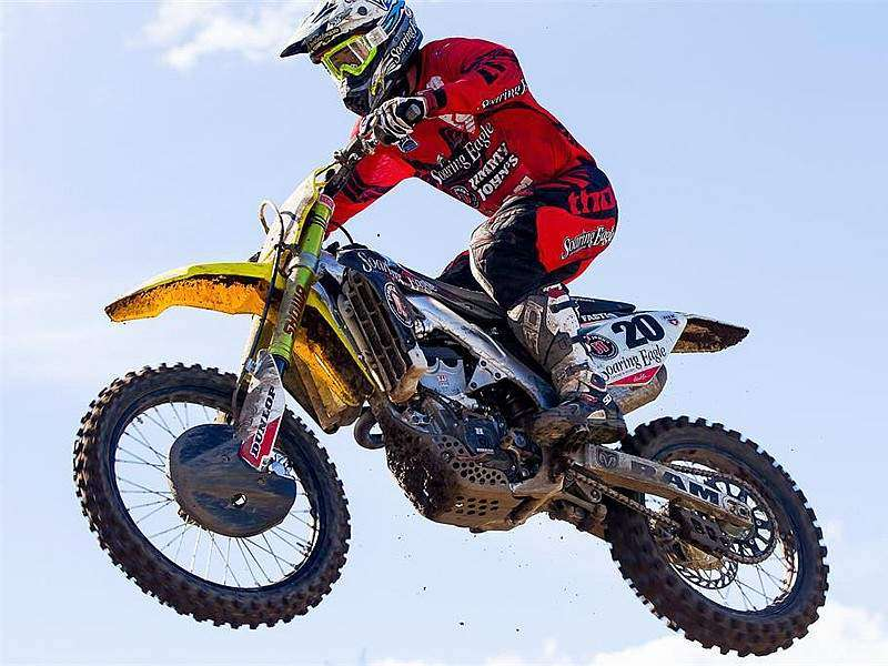 Broc Tickle, cuarto en Thunder Valley.