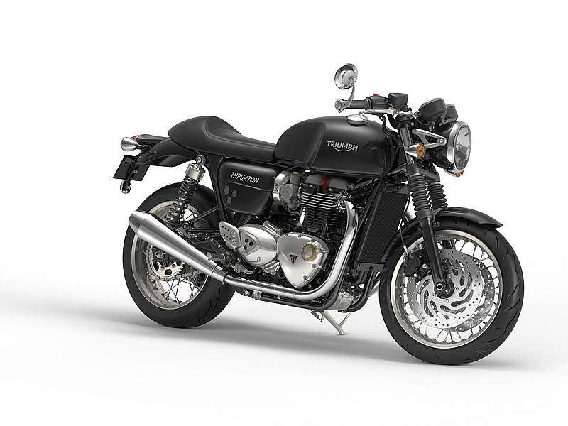 Triumph Thruxton Black