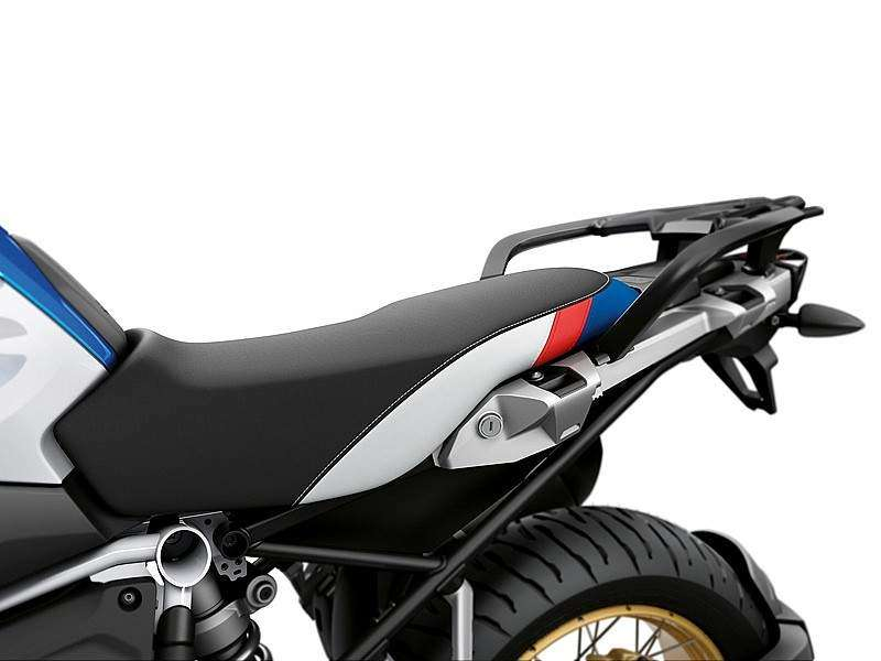 BMW R 1200 GS 2019 - asiento