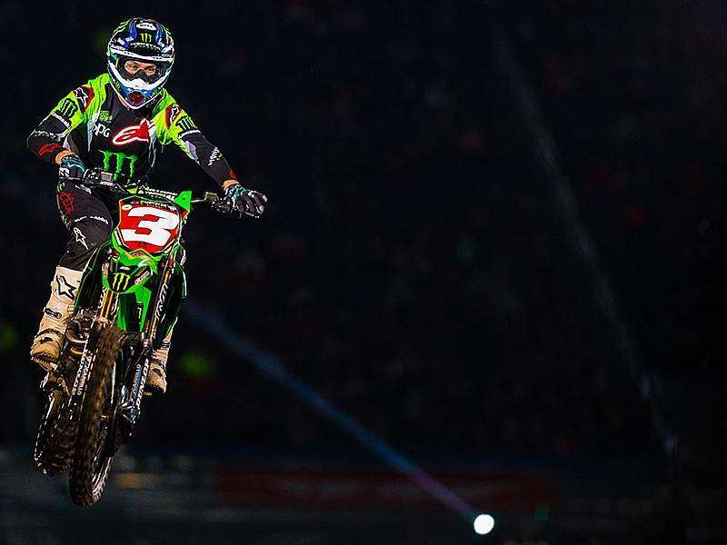 Tomac ha perdido la placa roja en Minneapolis