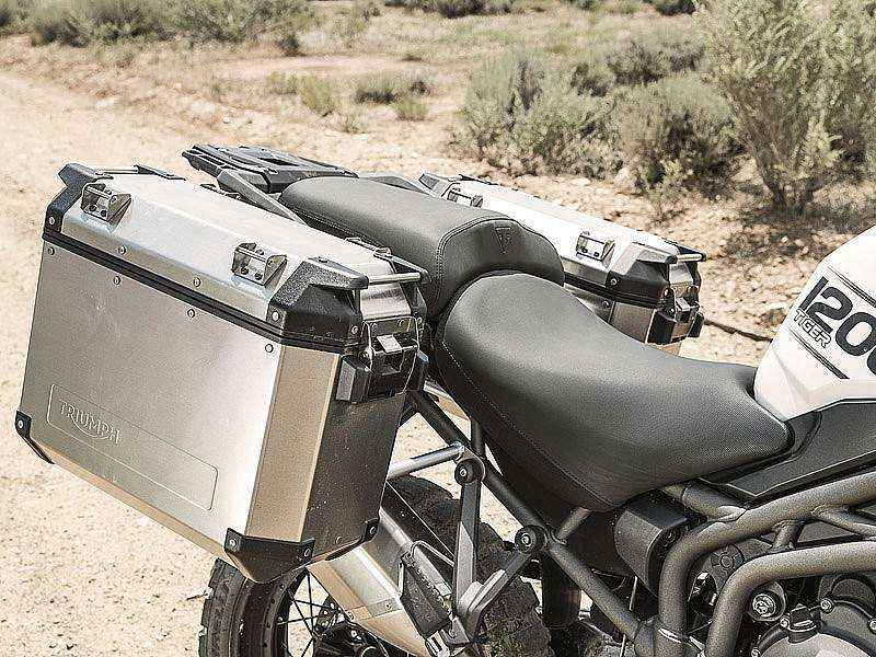 Maletas laterales Triumph Expedition para Explorer 1200
