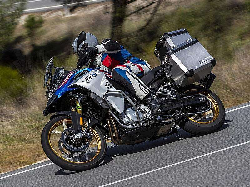 Los accesorios disponibles para la BMW F 850 GS Adventure 2019 son muy numerosos