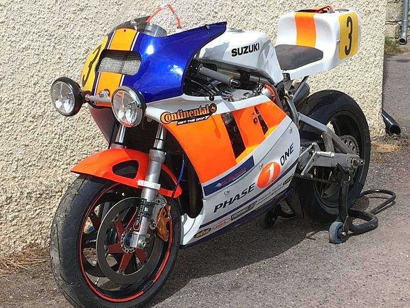 Suzuki XR69 del Phase One Endurance