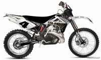 Gas Gas EC 250 2009 blanco Six Days