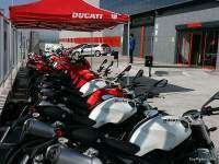 Ducati Tour 2009 Madrid