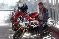 Ducati Tour 2009 - Monster 696