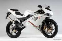 Cagiva Mito 125 SP 525 - color blanco