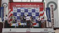 podio 600cc Michelin Power Cup 2009 - Circuito de Albacete