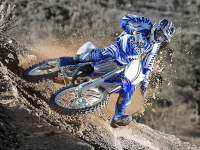 Yamaha YZ125 - Toda una off-road