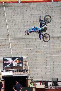 Red Bull X-Fighters - Nate Adams