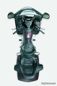 Honda GoldWing GL1800 2010 - Vista aerea