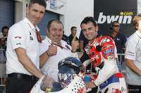 Héctor Barberá - pole en Estoril, GP de Portugal 2009