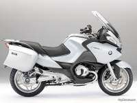 BMW R 1200RT 2010 - gris polar