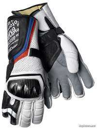 guantes racing BMW Double R - colores BMW