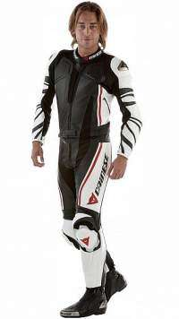 Dainese Trickster Div 2010 - Blanco y negro