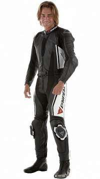 Dainese Trickster Div 2010 - Negro y blanco