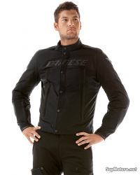 Dainese Billy Tex 2010 - Negro