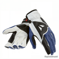 Guante Dainese Vintage Racer - Azul