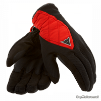 Guante Dainese Ice Ridge D-Dry - Rojo volcán