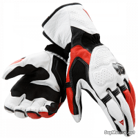 Guante Dainese RS4 - rojo volcán