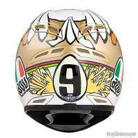 AGV GP-Tech The Chicken - nueve mundiales
