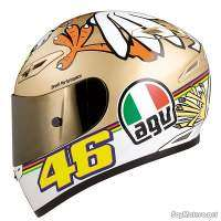 AGV GP-Tech The Chicken - lateral izquierdo