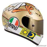 AGV GP-Tech The Chicken - lateral derecho