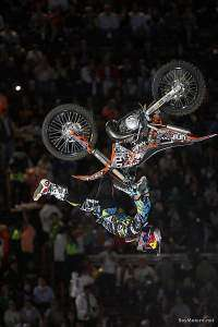 Red Bull X-Fighters México 2010 - André Villa, ganador