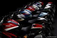 Ducati Monster 796 Art - varios logos y colores