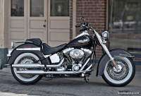 Harley-Davidson Softail Deluxe Deluxe 2011